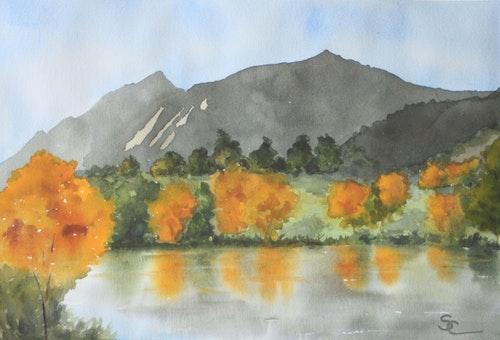 Peaceful Wonderland Lake