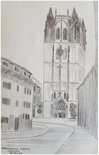 UMBERWASSER CHURCH MUNSTER