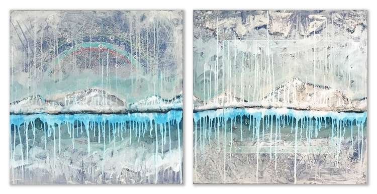 Norriego Diptych