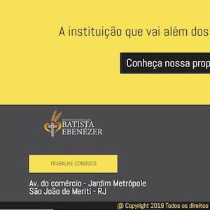 Site Escola Iebe