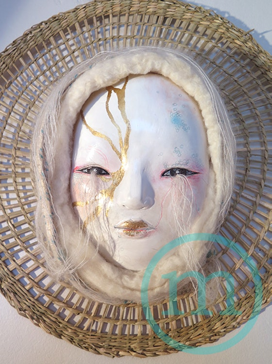 Ame Onna, le masque aux larmes infinies - Ame Onna, the mask with infinite tears