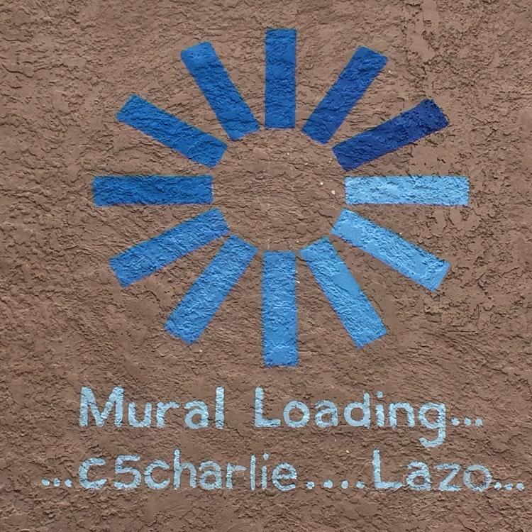 Mural Loading...