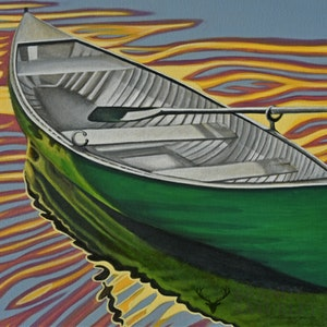 Complementary Canoes