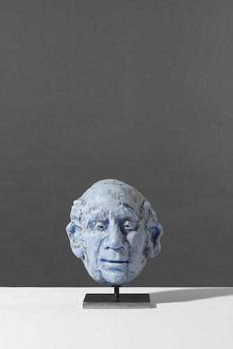 Sculpture - The Storyteller (Blue)