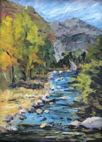 The Glorious Yampa - Sold