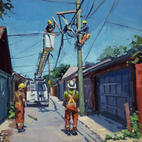 The Utility Workers