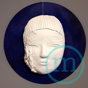 Le masque de brumes légères - The mask of light mists