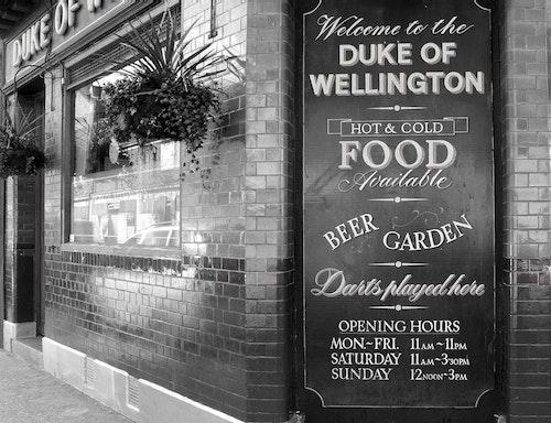 London Duke of Wellington