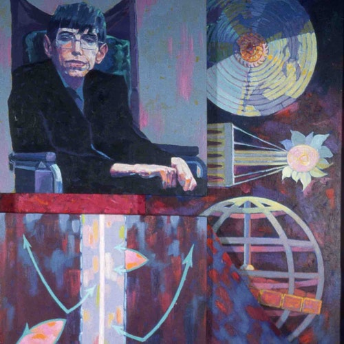 Homage to Stephen Hawking