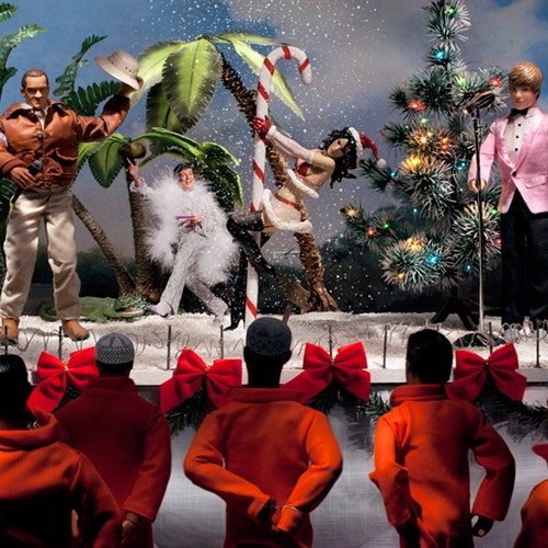 The Bob Hope Christmas Special at Guantanamo Bay (starring Liberace, Justin Bieber and Miss Nude Maple Leaf)