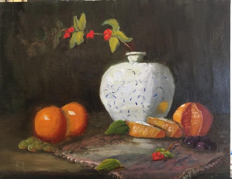 Asian Oranges