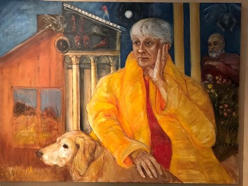Portrait of Alice Wingwall Lyndon