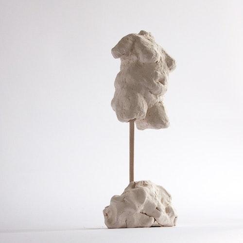 Sculpture - Small Nude Torso - Maquette