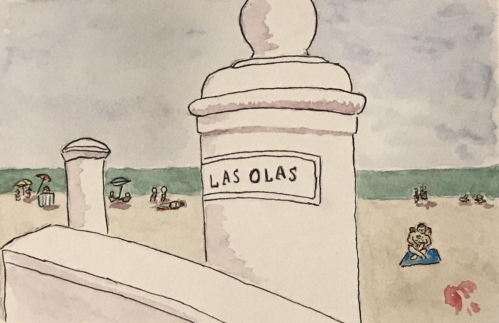 Las Olas Beach #4