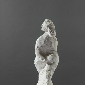 Sculpture - Walking Woman