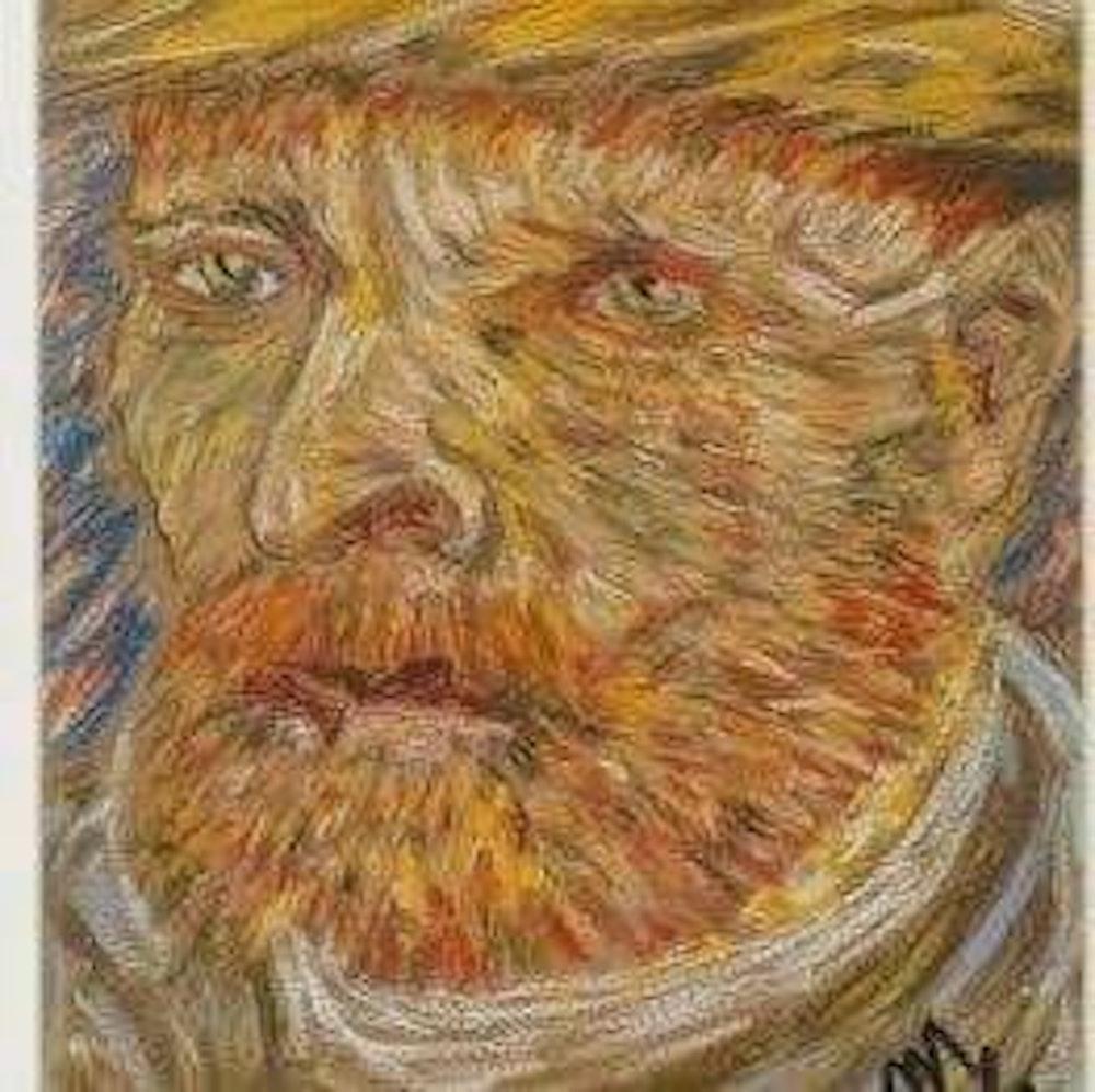 Vincent (after Vincent VanGogh)