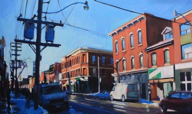 Queen Street West, Winter