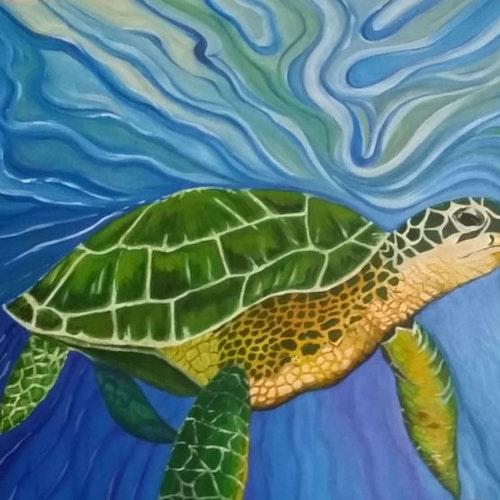 Turtle Trot
