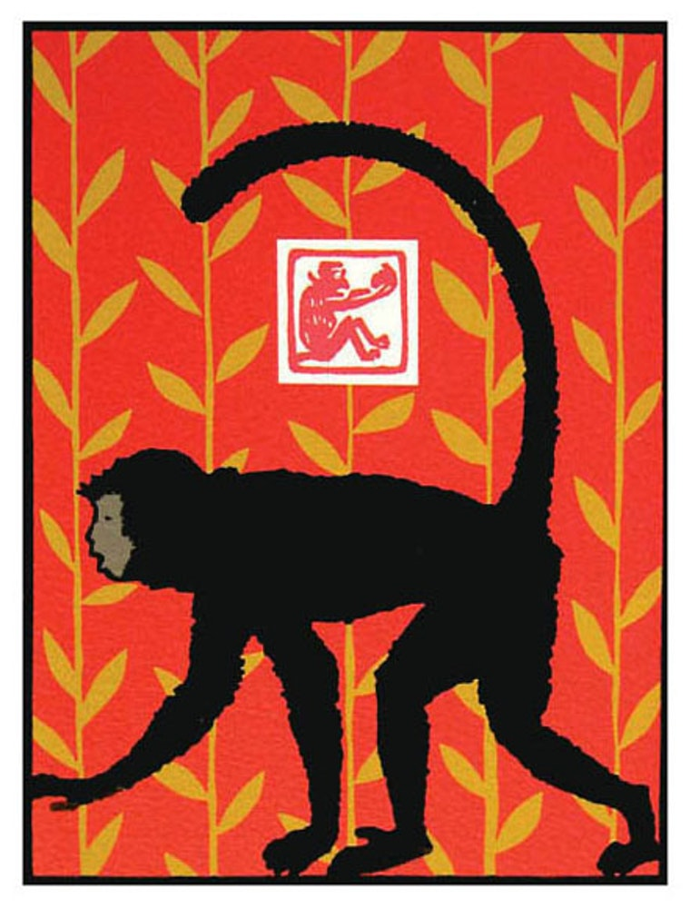 Year of the Monkey 1