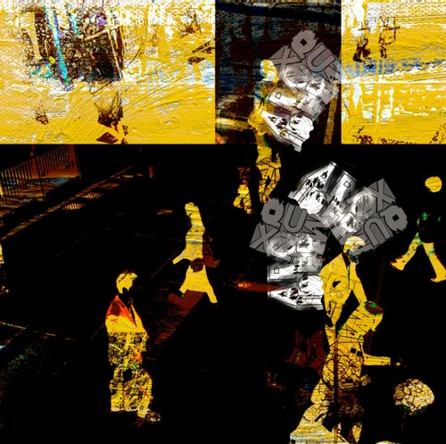 Urban Walk Yellow