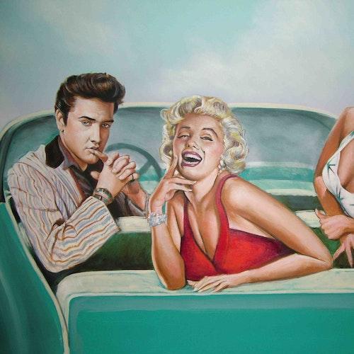 Cruising the '50's