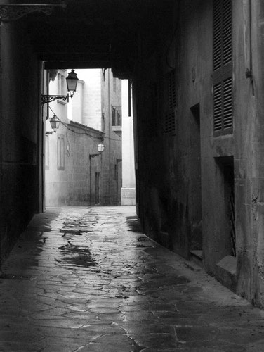 Mallorca Alleyway