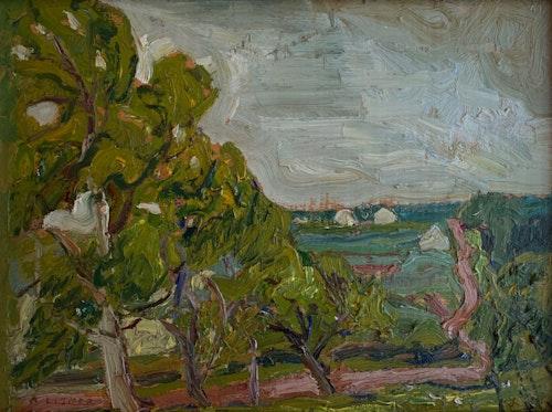 Caledon, Spring c.1922