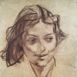 Portrait of a Woman, Vera c. 1930