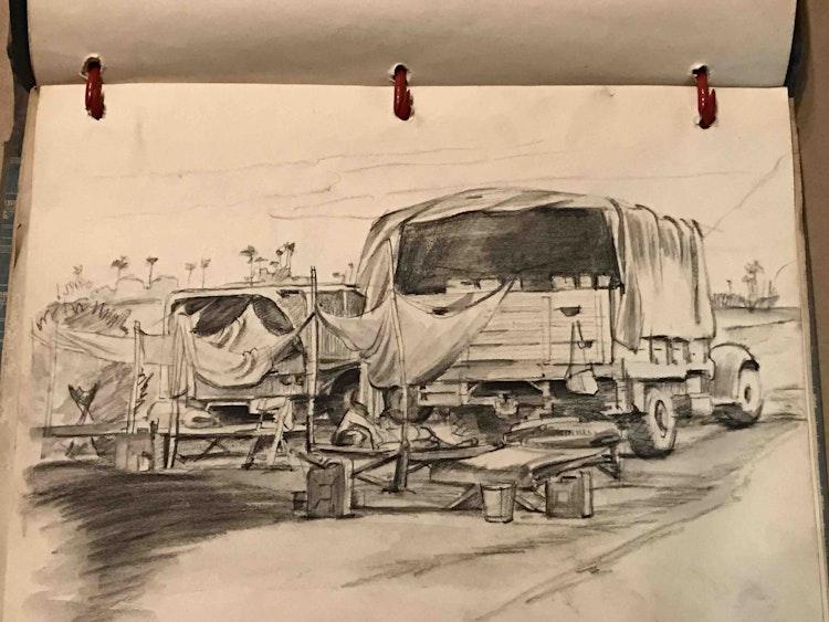 Jeep Scene