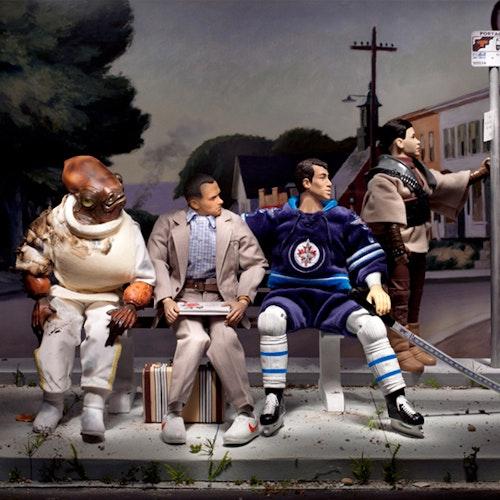 Portrait of Winnipeg (Life is like a box of chocolates)