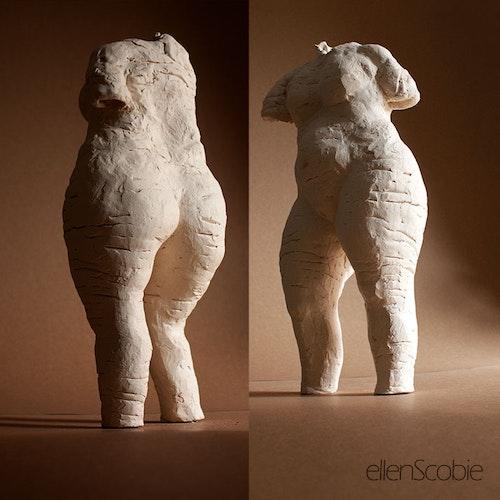 Sculpture - Coil-Built Figure