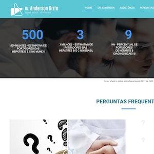 Site Dr. Anderson Brito