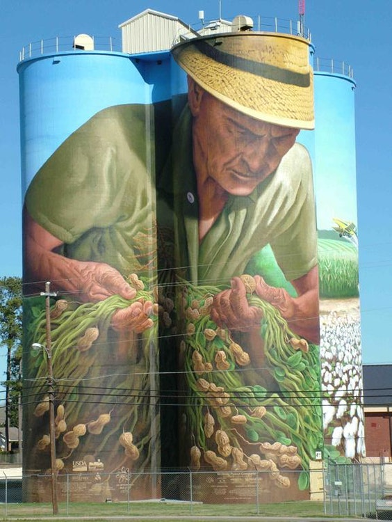 The Peanut Farmer by C5Charlie