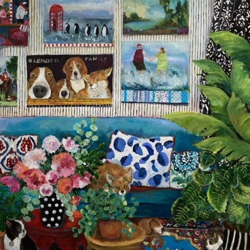 Interiors, Tablescapes, Still Life
