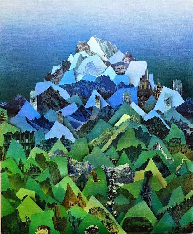 Mountain (magic kingdom)