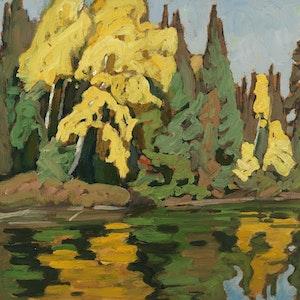 Mongoose Lake II, Algoma 1920