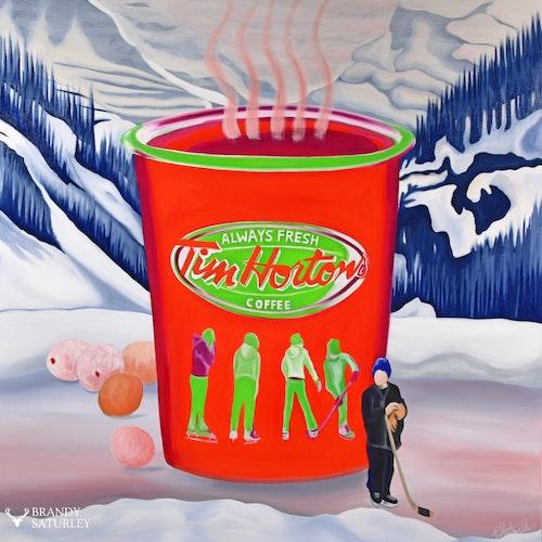 Andy Warhol Does Canada