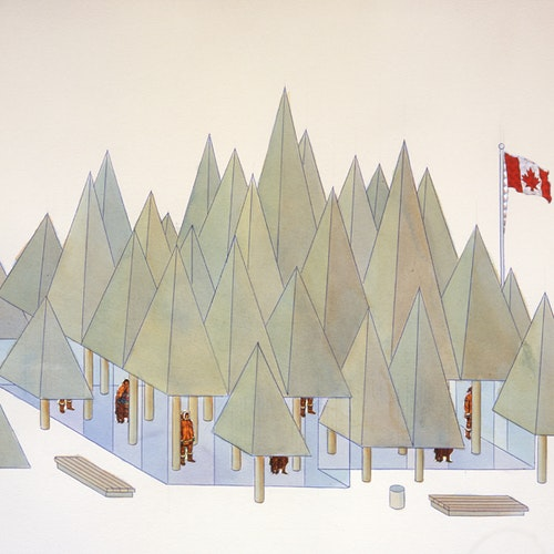 Pulp and Paper Pavilion, Expo '67