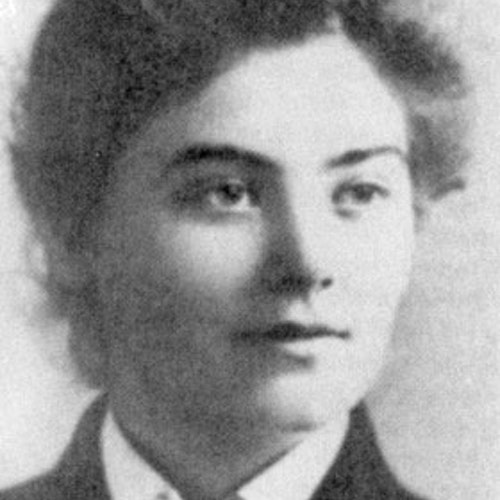 Photo of the artist Emily Carr