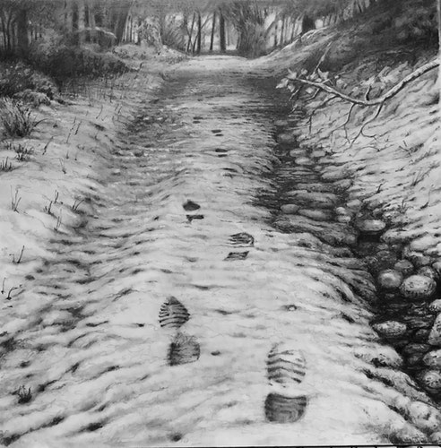 In the footsteps Valerie