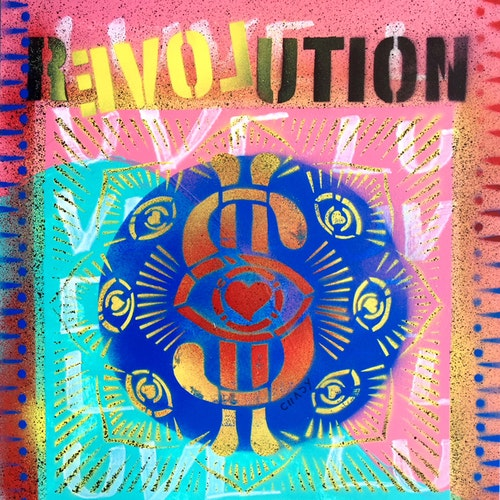 i am rich too - revolution PINK