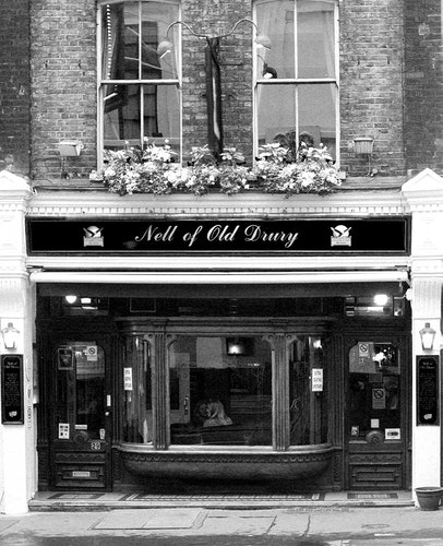 London Nell of Old Drury