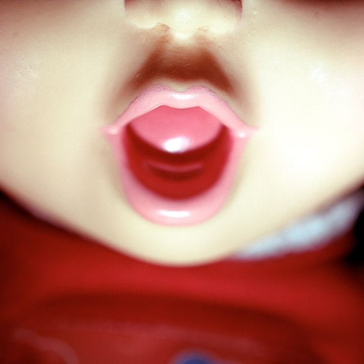 Doll Mouth (open)