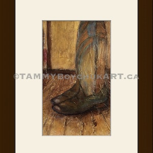 These Boots Were Made for Walkin' (Country series)