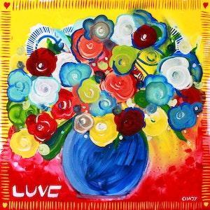 Love - Flower / Tryptic
