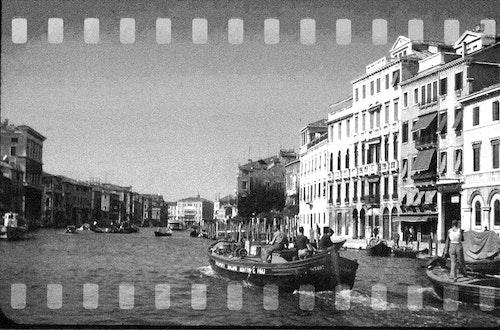 Venice Vintage Canal