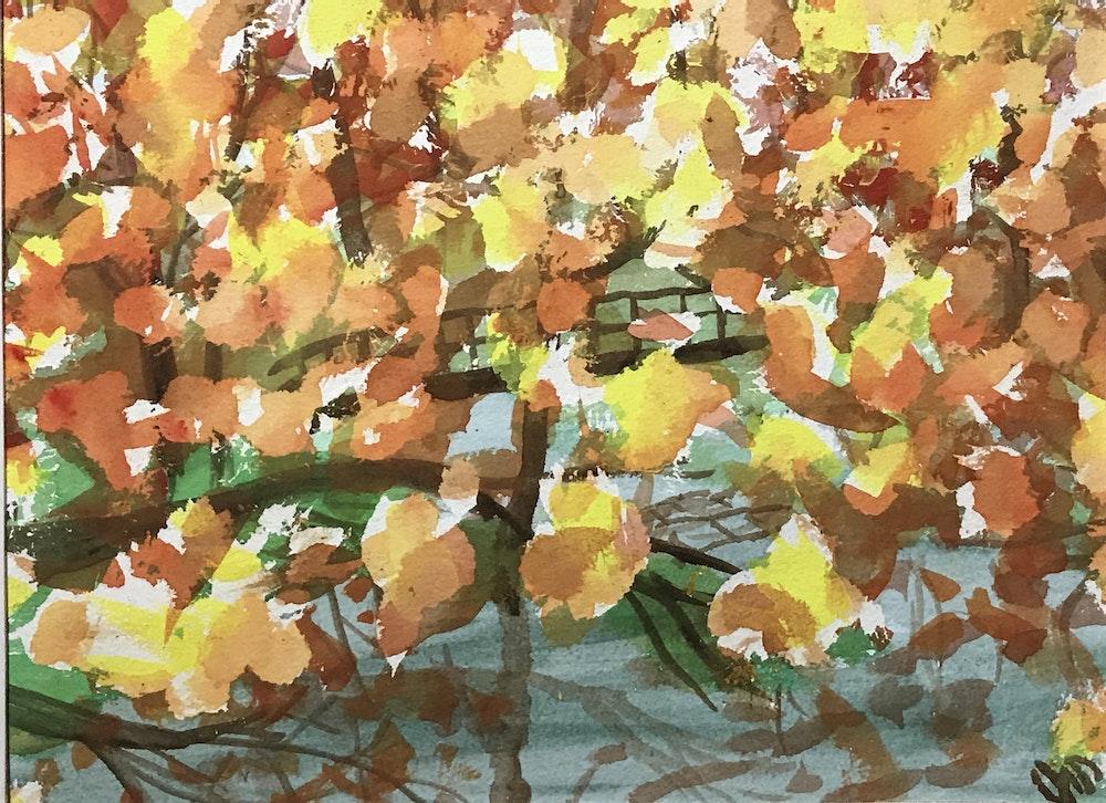 fall in laurel