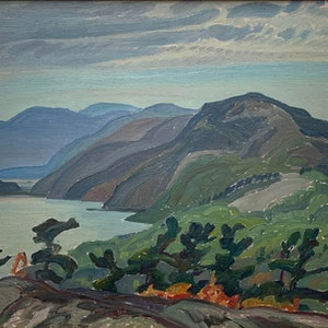Cranberry Lake (La Cloche Hills) c.1938