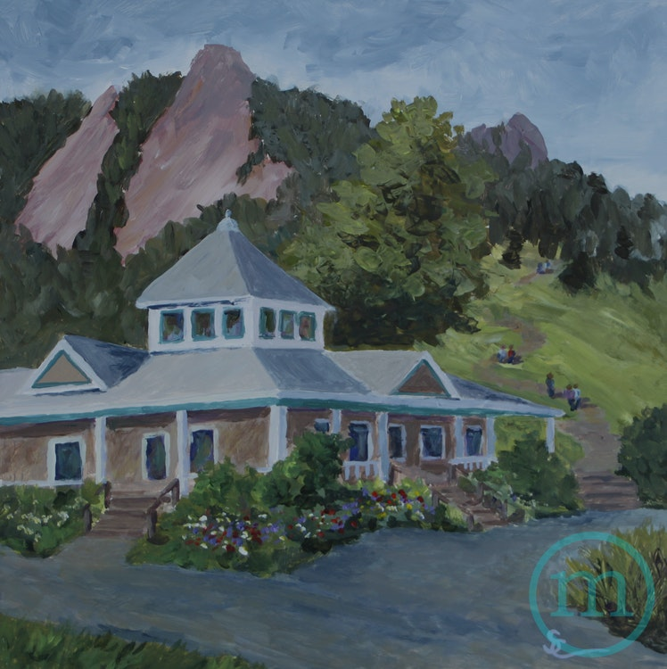 Meet Me at the Ranger Station - Sold