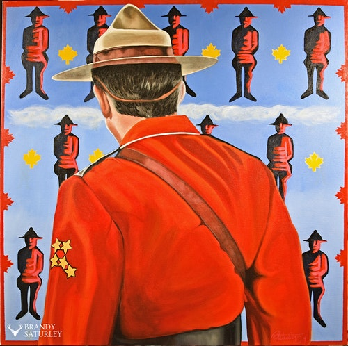 RCMP (Royal Canadian Mounted Police)